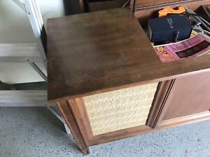 Philco ford  original record player cabinet