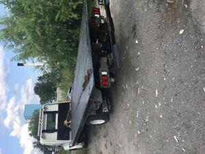 Tow truck /Tilt load Hino 258