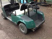 Golf buggy ez-go