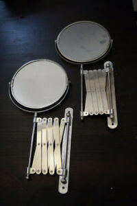 Ikea Frack Accordion Mirrors