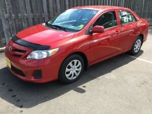 2013 Toyota Corolla CE, Automatic, Heated Seats, Only 48,000km