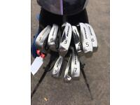 Ladies Dunlop golf clubs