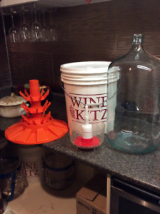 Everything you need to make Wine. 19 items available