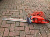 FLYMO EASICUT 510 electric hedge cutter