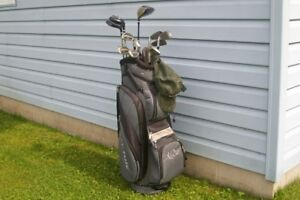 Ducks Unlimited right hand golf clubs