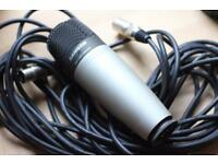 Samson C01 Studio Condenser Microphone