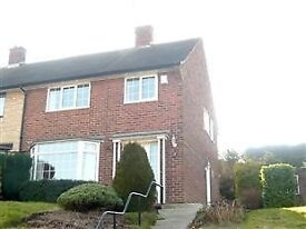 Lovely 3 bedroom house to rent in Rodley leeds, well presented spacious family home, large gardens.
