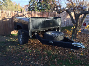 Chevy Box Ubilt Trailer