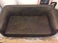 Sofa Bed - Chocolate colour