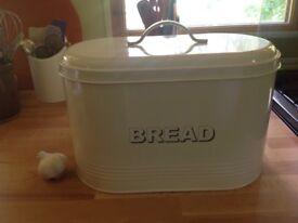 Brand new bread bin
