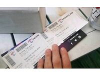 Rewind full weekend festival and camping tickets. Collect in Perth at the concert