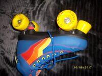 Ladies Rio Roller Quad Skates size 6 unused