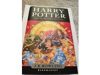 Harry Potter First Edition hardback collectors item - Harry Potter and the Deathly Hallows