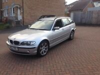BMW 318i Touring Estate