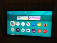 """Panasonic 40"""" 4K ultra hd smart Tv"""