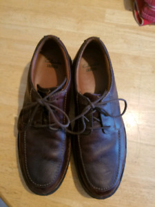 Mens Genuine leather dress shoes size 12