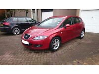 Seat Leon 2.0 TDI Reference Sport Low Miles full 12 month MOT Service History like golf
