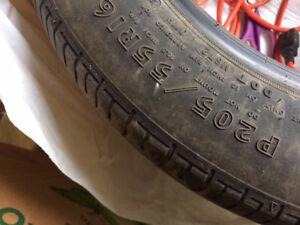P205/55R16 Tires 5