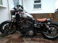Harley Davidson 1200cc Motor Cycle