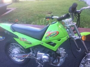 90cc Dirt Bike Mint Condition