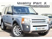2007 Land Rover Discovery 3 2.7 TD V6 SE 5dr