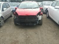 BIG VARIETY OFF PARTS AVAILABLE FOR 2013 FORD FIESTA STY ENGINE GEARBOX BODY PARTS