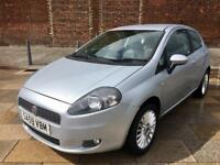 2009 FIAT PUNTO / ALLOYS / ELECTRIC WINDOWS / I LADY OWNER / FULL MOT .