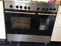 Caple range cooker