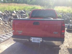 Ford superduty tailgate 2004
