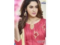 VISHNU NAKSHATRA VOL-3 WHOLESALE DRESS MATERIAL