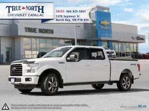 2016 Ford F-150 XTL 4WD - 1 Owner/No Accidents - LOW KM'S!