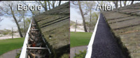 Save now! Affordable gutter cleaning and repairs