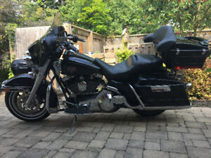 '04 Harley Davidson Electra Ultra Glide Classic-Excellent Cond