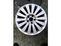 """Vw 17"""" alloy wheel"""