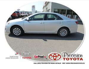 2013 Toyota Camry LE Local One Owner, Backup Camera, Bluetooth