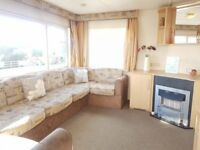 Static caravan for sale 12ft wide Isle of wight Thorness Bay Hampshire South Coast