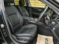 BMW 7 Series 740d 4dr Auto TWIN TURBO 306 BHP FBMWSH (black sapphire metallic) 2012