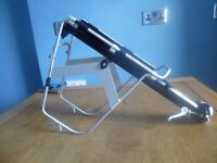Topeak QR Beam Rack (MTX) and side frame.