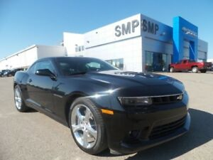 2015 Chevrolet Camaro 2SS RS Coupe, 6.2L V8 - Leather, Nav, Sunr
