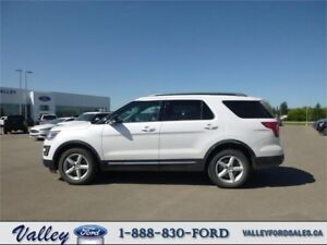 VERY NICE ENTRY LEVEL WITH EXTRAS! 2016 Ford Explorer XLT 4WD