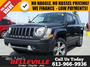 2016 Jeep Patriot High Altitude-Satellite Radio-Sunroof