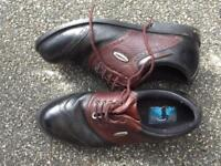 Size 9 golf shoes