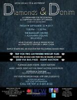 Diamonds & Denim for Leukemia & Lymphoma