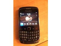 Blackberry 9300 with charger unlocked
