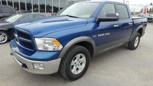 2011 Ram 1500 4X4 CREW CAB ATTACHE REMORQUE