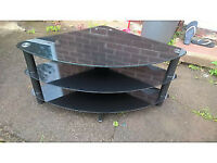 For Sale Black TV Stand