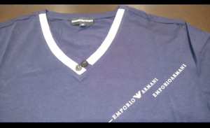 Emporio Armani man tshirt - new/tags on
