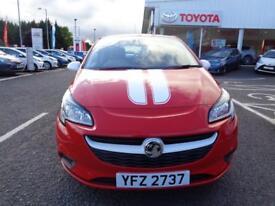 Vauxhall Corsa STING (red) 2015-08-31