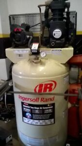 Ingersoll Rand 80-Gallon Industrial 5 HP Air Compressor