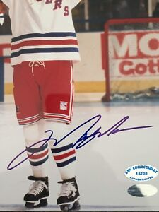 Mark Messier Signed 1994 Stanley Cup 8x10 Photo